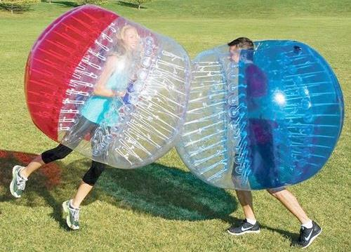 Zorb Ball Inflatables crop