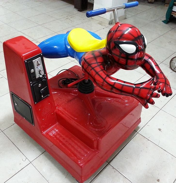 Spiderman Kids Ride