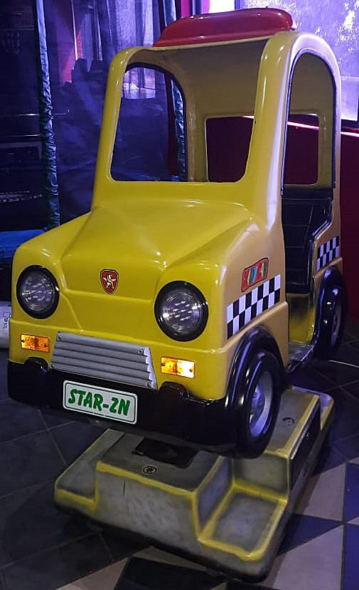 Taxi Kiddies Ride