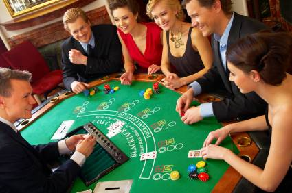 BlackjackTableHire